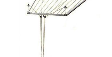 tendedero de techo con manivela